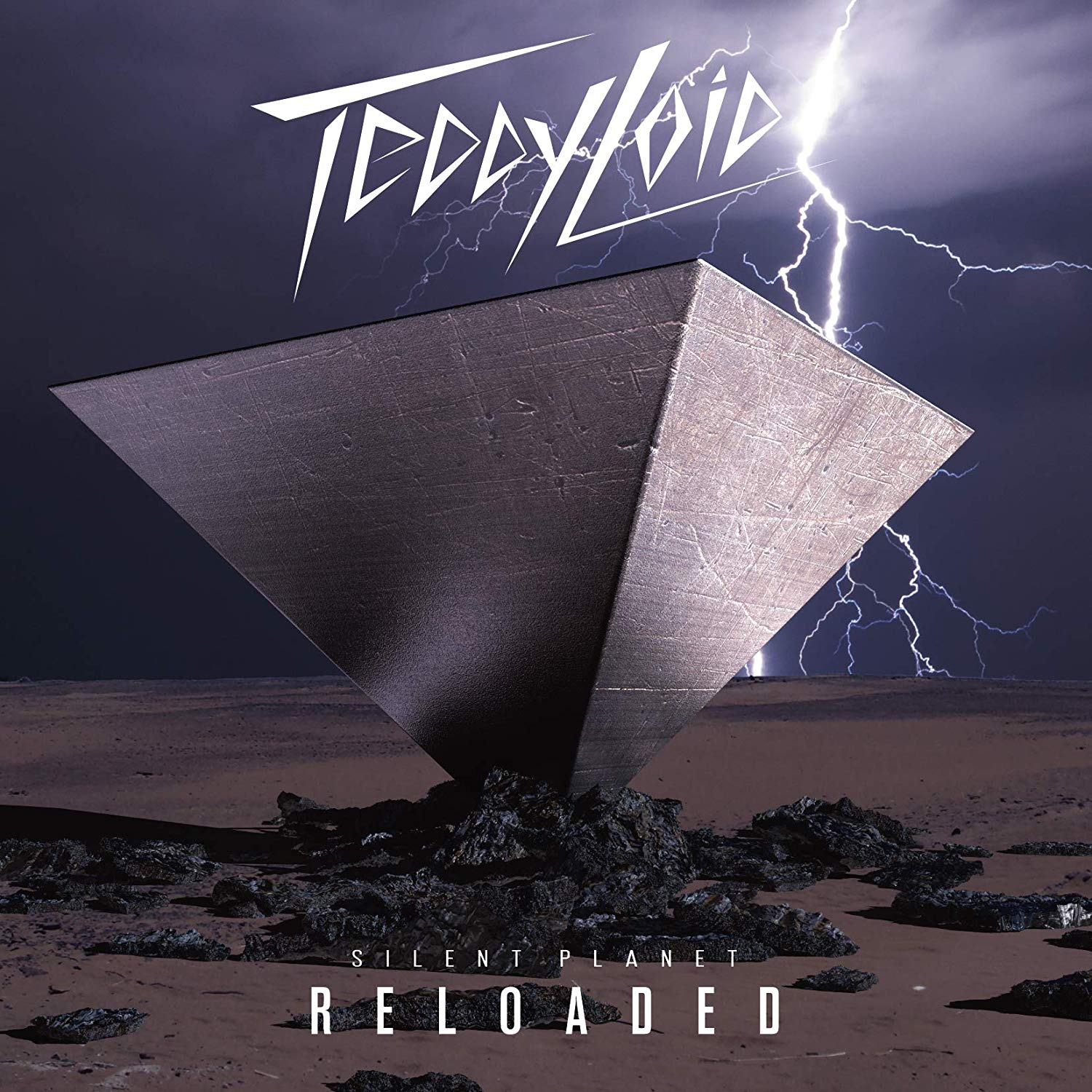 TEDDYLOID – SILENT PLANET – RELOADED