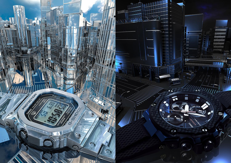 G-Shock 35th Anniversary Key Visual