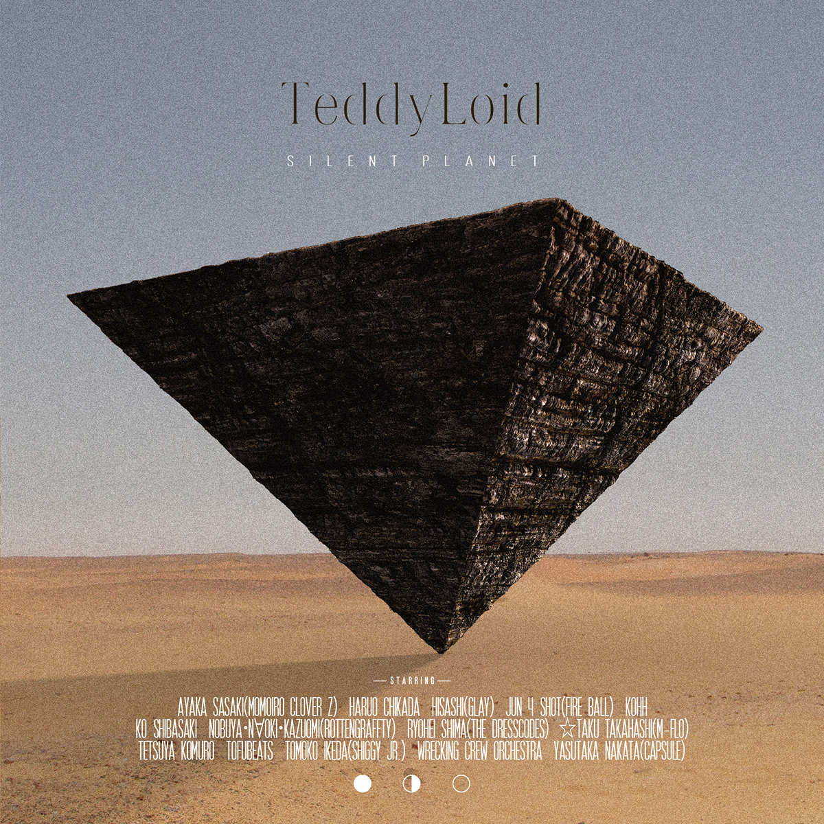 TEDDYLOID-SILENT-PLANET