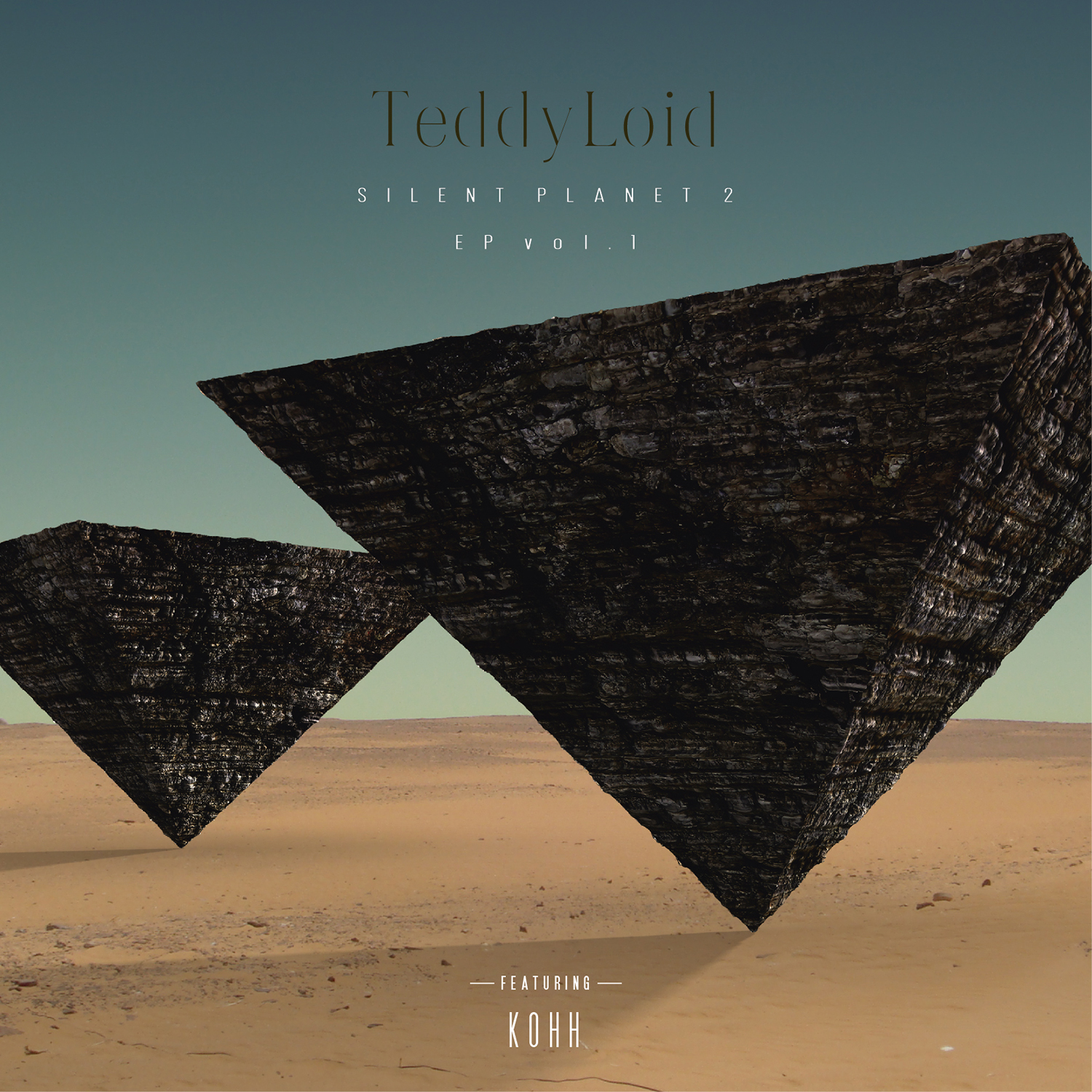 TEDDYLOID – SILENT PLANET 2 EP vol.1